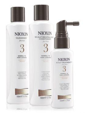 NIOXIN Система 3 для хим. обработанных волос XXL-формата