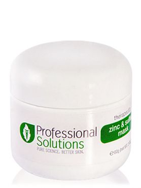 Professional Solutions Therapeutic Zinc&Sulfur Mask Лечебная маска
