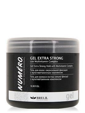 Brelil Extra-Strong Гель экстрасильной фиксации