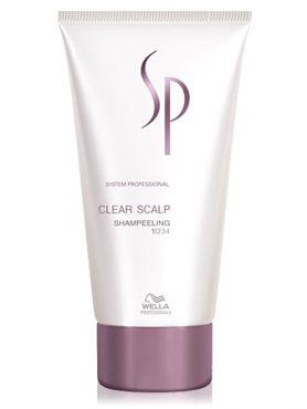 System Professional CLEAR SCALP Шампунь-пилинг против перхоти