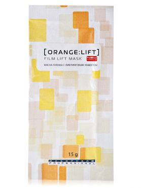 Mesopharm Professional Orange:Lift Mask Маска с лифт-ым эффектом
