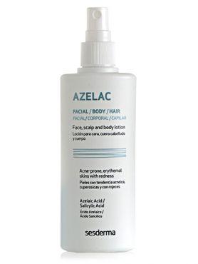 SESDERMA Azelac Lotion Лосьон для лица, волос и тела