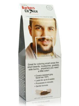 Godefroy Краска в капсулах для бороды темно-коричневая